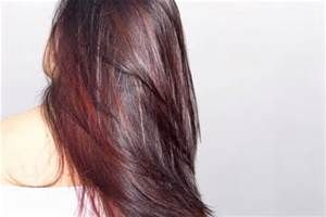black Hair with Highlights and Lowlights - Bing images