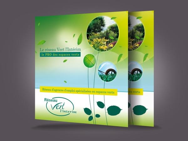 Vert Interim (projet) by So Happy , via Behance