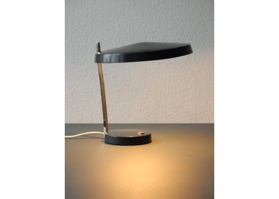 Oslo Table Lamp by Heinz Pfaender for Hillebrand, 1962 5