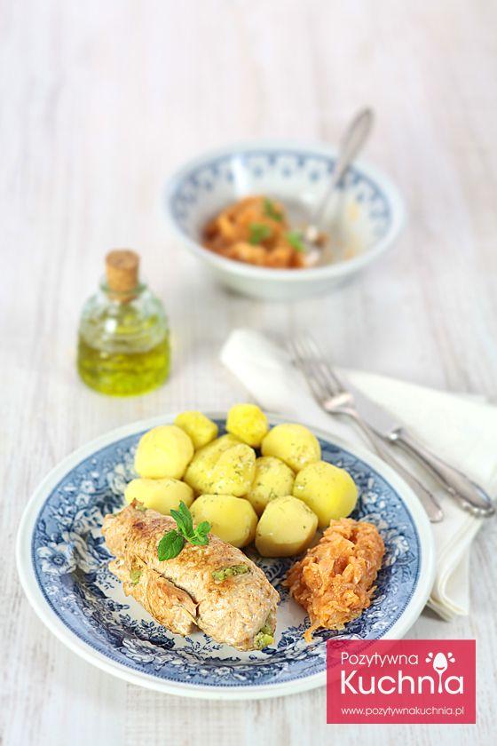 Pyszna i delikatna #kapusta zasmażana z pomidorami - #przepis krok po kroku na smaczny dodatek do #obiad.u  http://pozytywnakuchnia.pl/kapusta-zasmazana-z-pomidorami/  #pomidory #kuchnia
