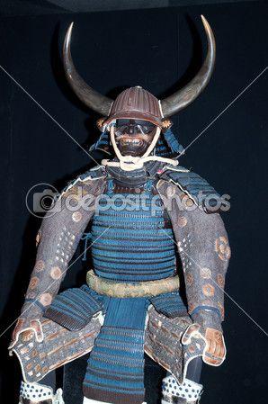 Броня самурая — стоковое изображение #4457434