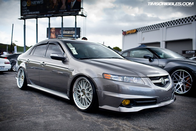 acura TL by timscribblesphoto, via Flickr