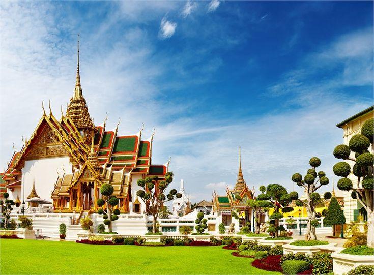 Vol Saint Denis - Bangkok : || La Kaz Voyages - Agence de voyages réunion