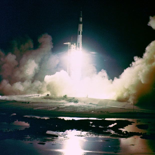 how many apollo space missions were there - photo #15