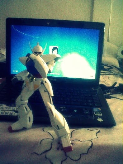 Trun A Gundam / Plastic kids Model