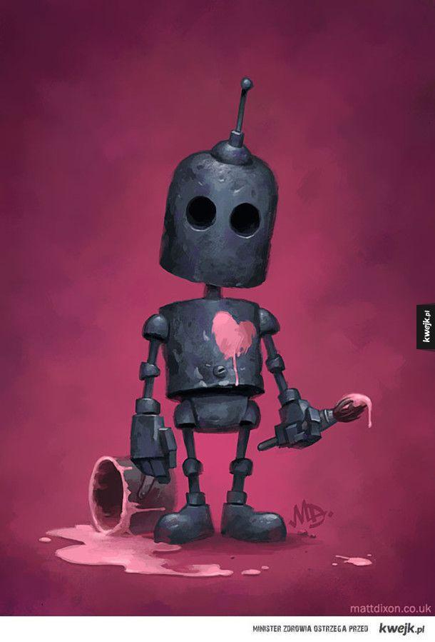 Samotne roboty odkrywają świat
