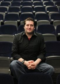 Gareth Evans '03 BSc (Hons) Media Technology & MA Scriptwriting. Director. Twitter/@ghuwevans.