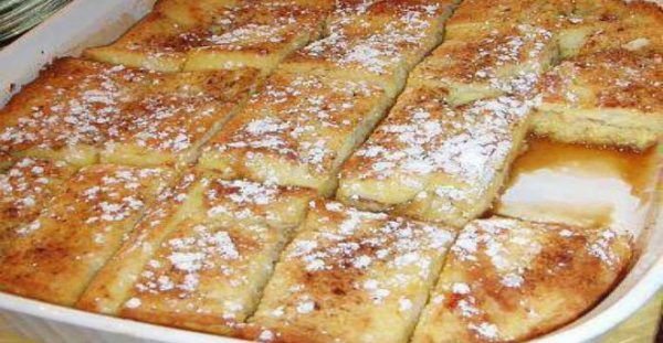 Piperatoi.gr: Μια συνταγή για ένα υγιεινό και υπέροχο πρωϊνό για όλη την οικογένεια με ψωμί του τόστ στο φούρνο