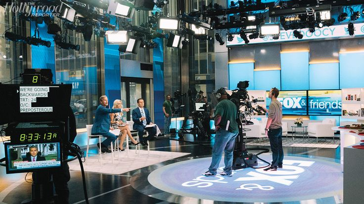 Behind the Scenes at 'Fox & Friends,' America's Most Influential Morning Show (Seriously) #FansnStars