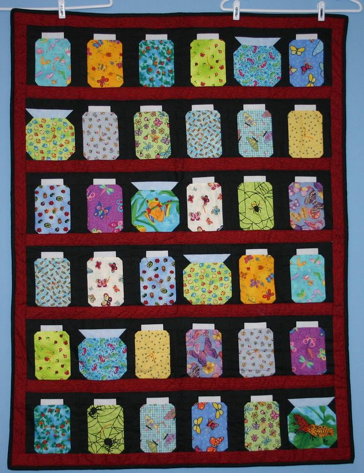 151 best images about BOOKCASE QUILTS on Pinterest