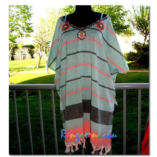 Rengarenkoku: Peştemal elbiselerRahatlık hafiflik sadelik isteyenlere.. Tamamen el işi ev üretimi özel tasarım.Lütfen fiyat bilgisi ve siparişleriniz için rengarenkoku@gmail.com adresine e- posta yollayınız.