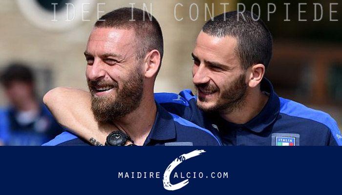 Italia-Scozia, le formazioni ufficiali: De Rossi e Pellé dall'inizio - http://www.maidirecalcio.com/2016/05/29/italia-scozia-formazioni-ufficiali.html
