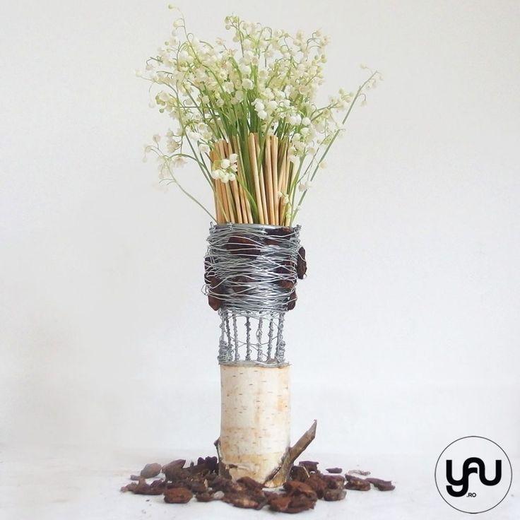 Aranjament cu LACRAMIOARE _ yau concept _ elena toader _ suport yau din lemn mesteacan (3)