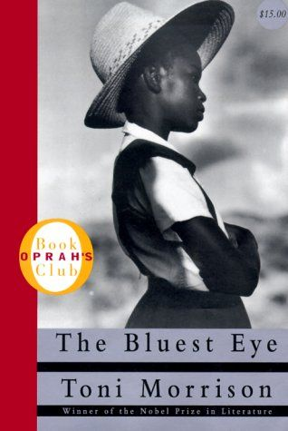 The Bluest Eye Original Cover | The Bluest Eye (Oprah's Book Club) by Toni Morrison | Rent book online