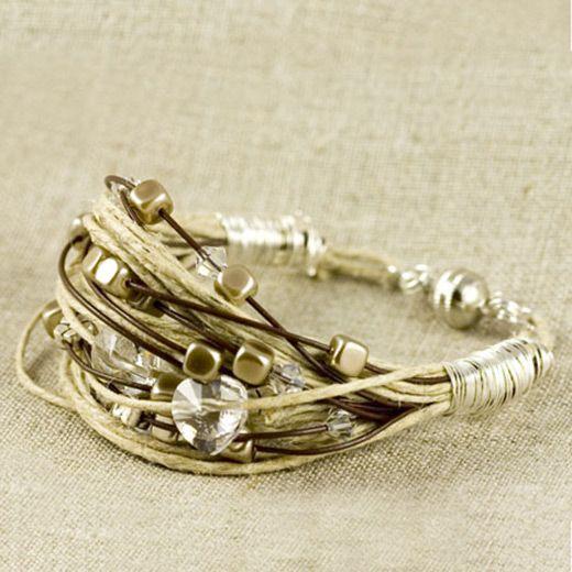 Cânhamo pulseira Tomada                                                       …
