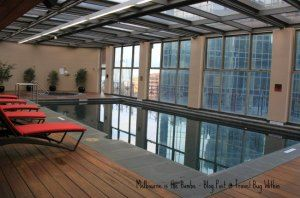 Intercontinental Melbourne   Hotel pool