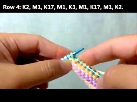 Creative Design-Knitting Basic Baby Booties ( Part 1) - Creative Design! - YouTube