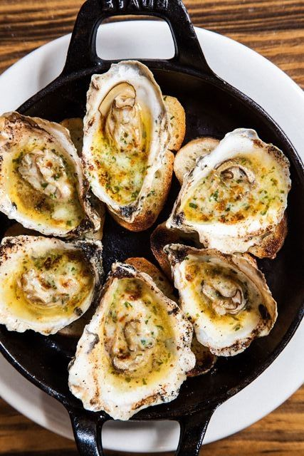 Okay, okay, maybe these spots are worth re-trying oysters...
