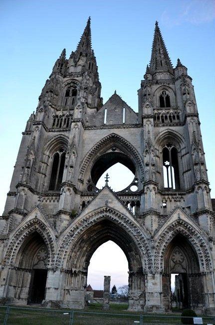 Soissons   www.arttrip.it/soissons-morte-di-unabbazia/