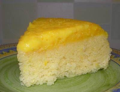 Рецепты для микроволновой печи  Кекс апельсиновый