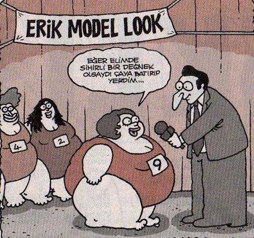 Yiğit Özgür - Erik Model Look