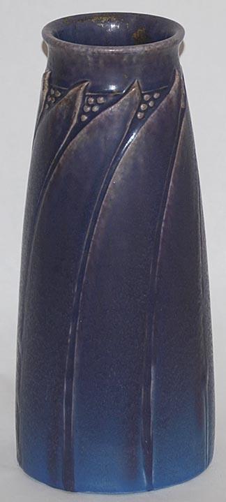 Rookwood - Vase. Glazed Pottery. Circa 1900.
