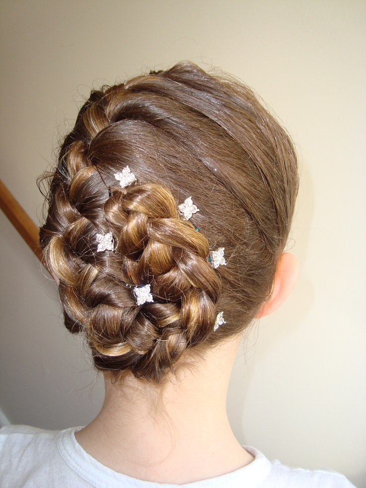Excellent 1000 Ideas About Dance Competition Hair On Pinterest Short Hairstyles Gunalazisus