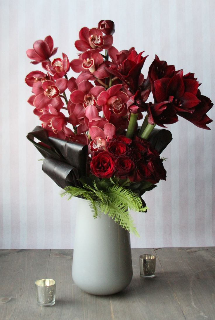 84 best valentines day collection images on pinterest infused with sculpture and vivid color valentine enchantment by winston dhlflorist Image collections