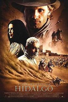Hidalgo (2004) In 1890, a down-and-out cowboy and his horse travel to Arabia to compete in a deadly cross desert horse race.
