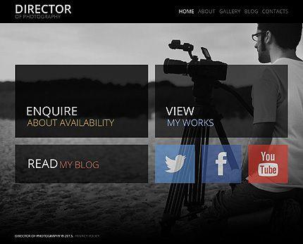 56 best Website Templates Roundups images on Pinterest | Role models ...