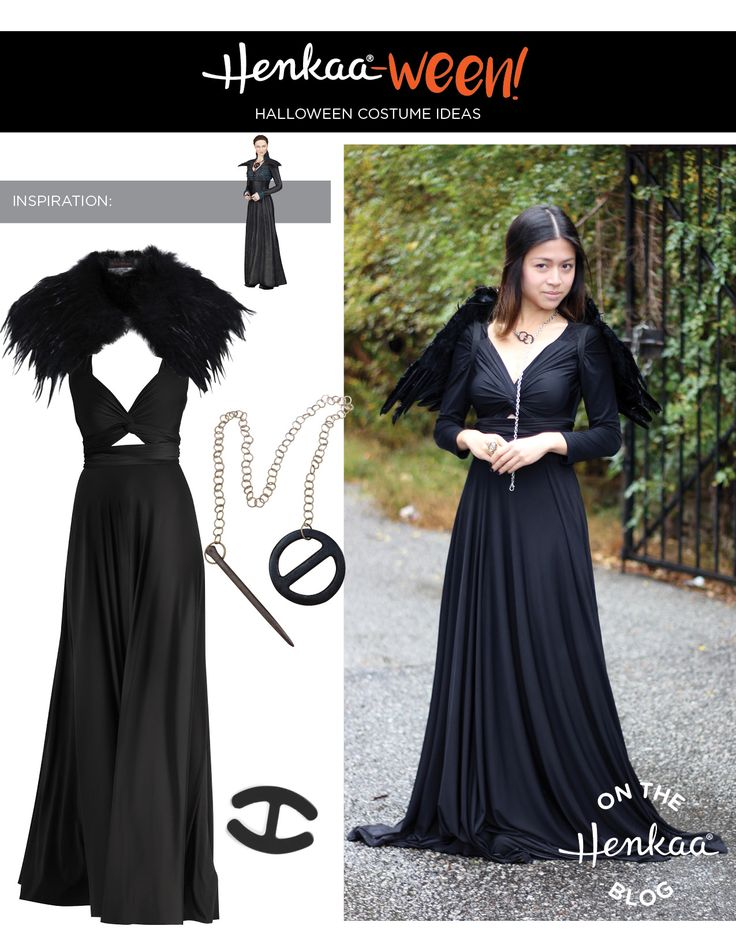 Game of thrones characters make for epic cosplays. Try this Dark Sansa Costume to show your Stark dark side.