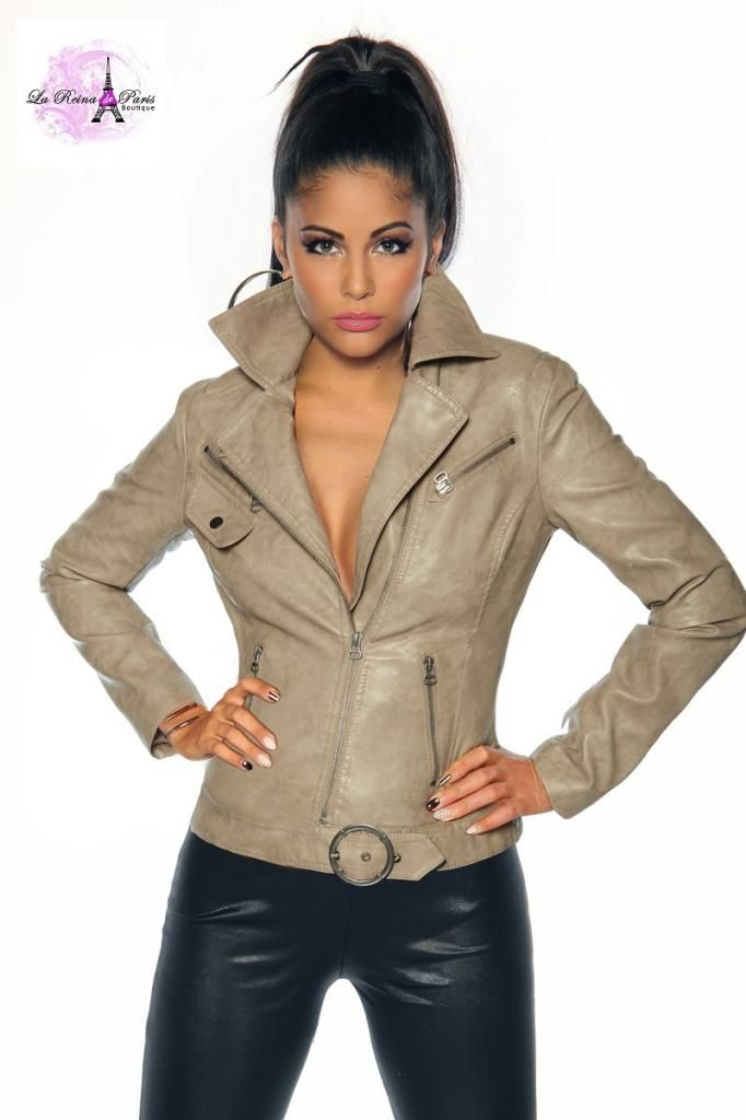 find this pin and more on chaquetas de moda para mujer by