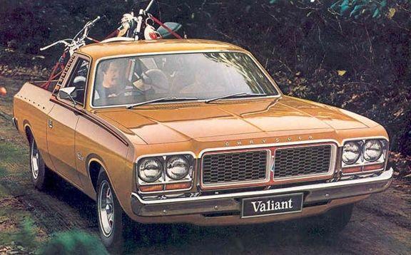 Chrysler Valiant Ute