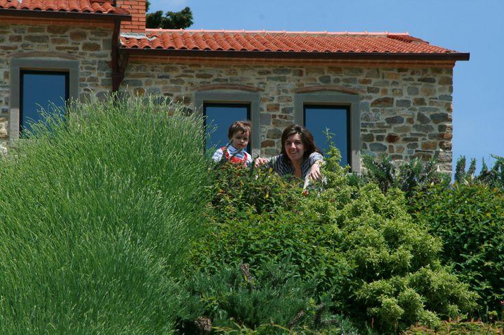kids friendly holyday at Villa Poggio dei Cipressi #Tuscany