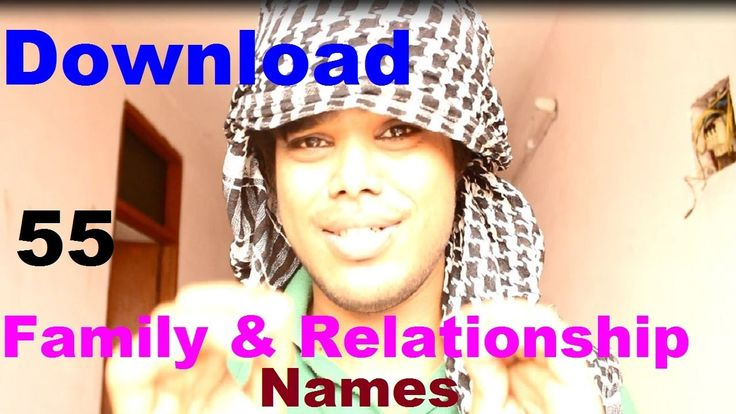 Learn All Family & Relationship Names in Hindi