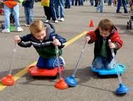 diy carnival games - Google  This would be too cute to watch!