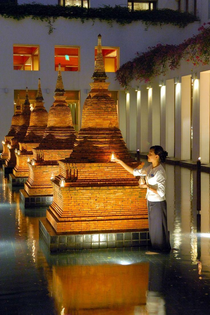 #Sukhothai_Hotel_Bangkok #Bangkok  http://en.directrooms.com/hotels/info/1-1-3-58/