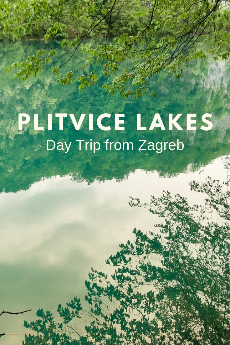 Day Trip To The Plitvice Lakes From Zagreb Erika S Travels Eastern Europe Travel Europe Travel Croatia Travel