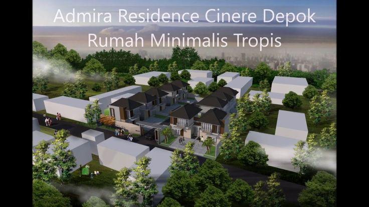 Admira Residence Cinere Depok | Rumah Mewah Murah Siap Huni | Nyaman Strategis | https://www.youtube.com/watch?v=Fmb6aflR6kw