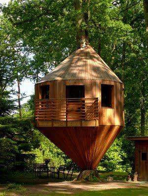 L'Acousmahome - Gites et cabane perchée (escalade, randonnées et tourisme en forêt de Fontainebleau)