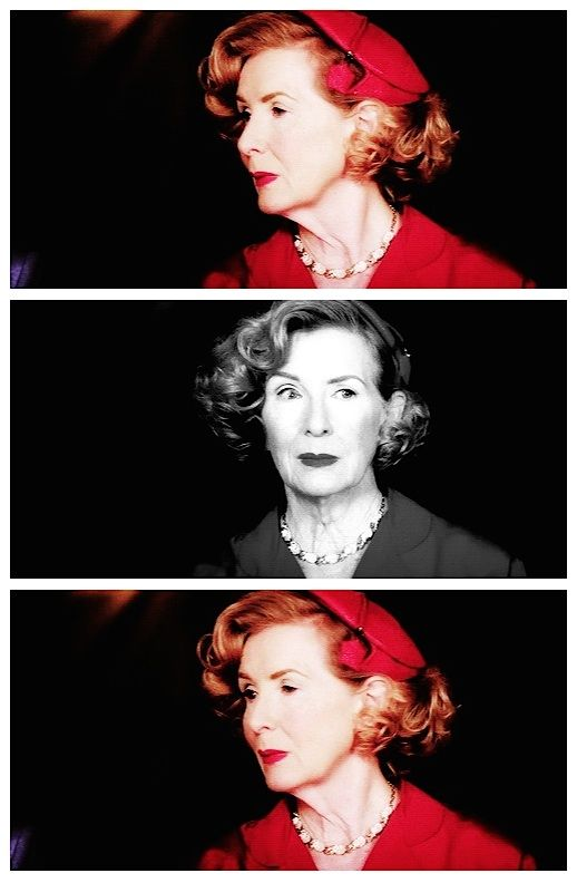 """Frances Conroy as Gloria Mott in """"AHS Freak Show"""""""