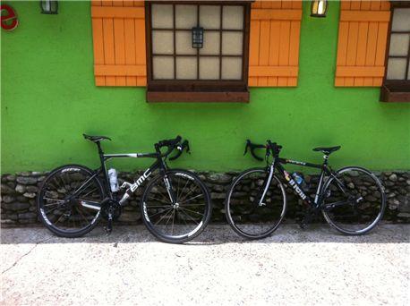 bike- 늘 그자리에