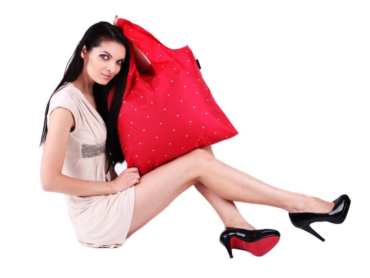 Dots 2 - ECOZZ Reusable Shopping Bag #ecozz $9.95