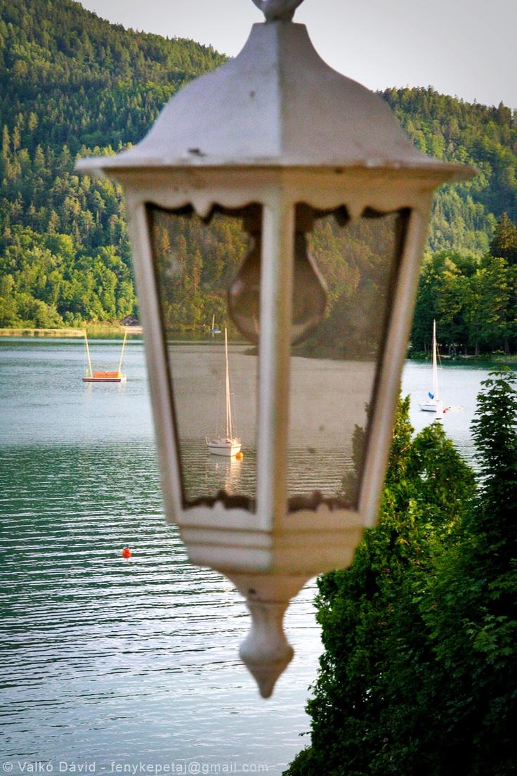 Lake Wörthersee, Austria