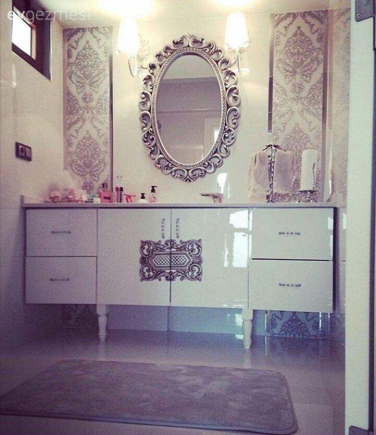 Banyo Ev Dekorasyon Fikirleri, Projeleri, Resimleri ve Sunumları