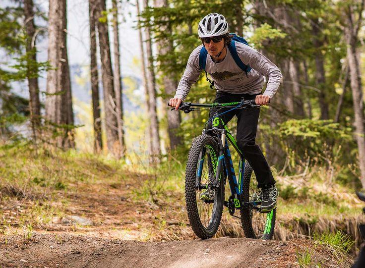 Nordic Centre trails