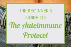 Learn more about eat Autoimmune Paleo, this style of eatting could help you with your Autoimmune disorder.