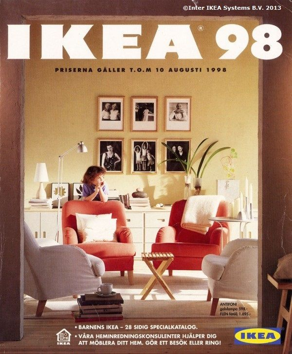 Coperta Catalogului IKEA 1998. 14 best IKEA images on Pinterest