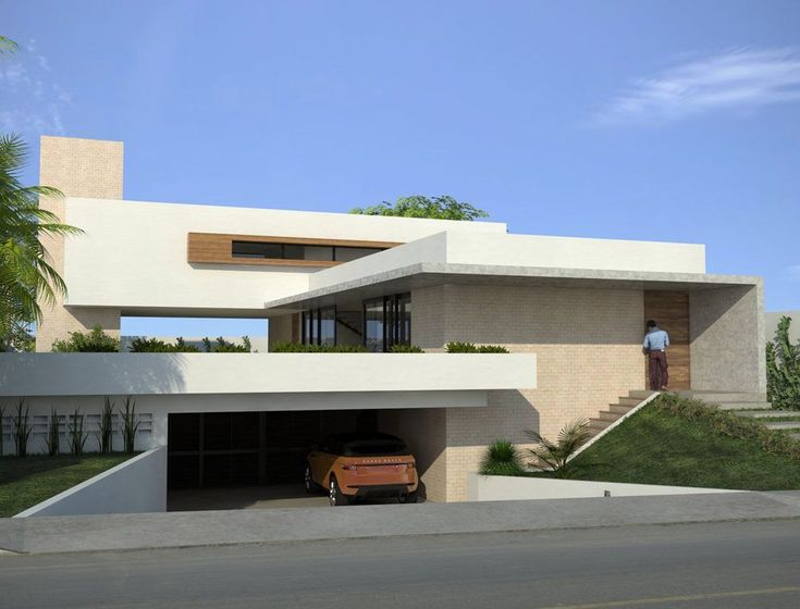 Bia.arq.br · Projeto De Uma Casa Com 460m² Em Brasília DF Com