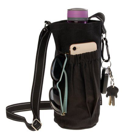 Pu Leather Woman Men Solid Phone Bags Earphone Pack Double Zipper Crossbody Bag Fashion Travel Outdoor Sport Shoulder Bag Punctual Timing Engagement & Wedding